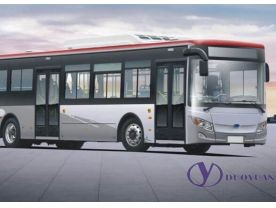New Energy City Bus