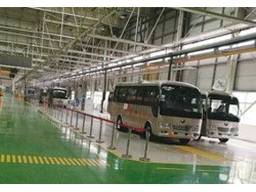 Yutong Bus Production Line Project