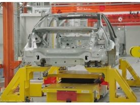 Auto Vehicle Assembly Line